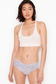 Victoria's Secret Lace Hiphugger Panty