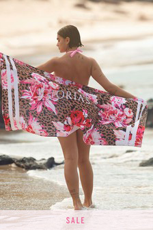 Victoria's Secret Beach Towel