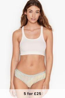 Victoria's Secret Stretch Cotton Hiphugger Panty