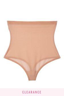 Victoria's Secret Shapewear Highwaist Contour Thong Panty