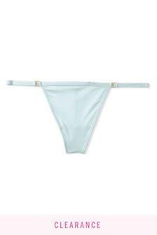 Victoria's Secret Love by Victoria Logo Hardware Vstring Panty