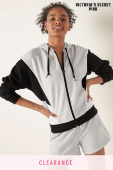 Victoria's Secret PINK Everyday Lounge Relaxed FullZip