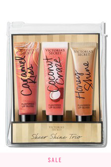 Victoria's Secret Sheer Shine Lip Trio