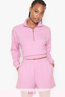 Victoria's Secret Stretch Fleece Track
