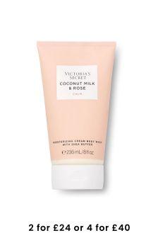 Victoria's Secret Natural Beauty Moisturizing Cream Body Wash