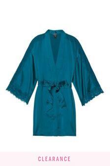 Victoria's Secret Lace Inset Robe