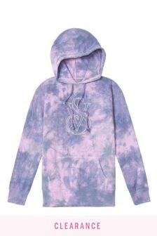 Victoria's Secret Dahlia Fleece Hoodie