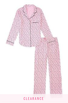 Victoria's Secret Modal Long PJ Set