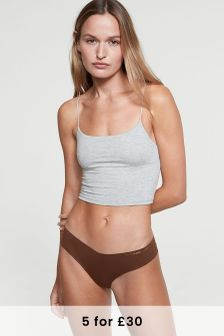 Victoria's Secret No-show Thong Panty