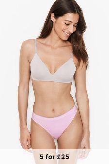 Victoria's Secret Seamless Logo Bikini Panty