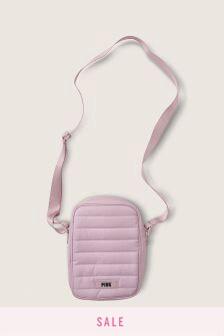 Victoria's Secret PINK Quilted Crossbody Bag