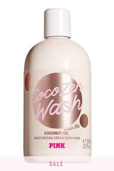Victoria's Secret Coco Zen Wash Vanilla Moisturizing Cream Body Wash