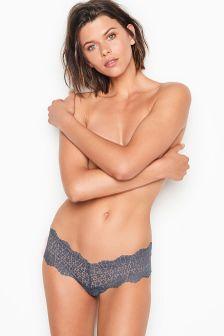 Victoria's Secret Eyelash Lace Cheeky Panty