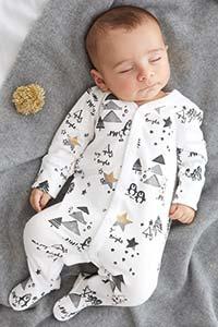 赤ちゃんの初めてのクリスマス - ボーイズ