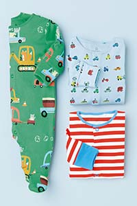 Sleepsuits, Sleep Bags & Rompers - Boys