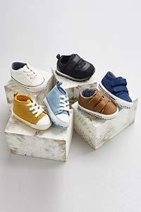 Zapatos de bebé niño