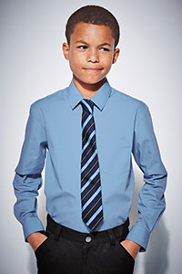 Schuluniform und Oberbekleidung