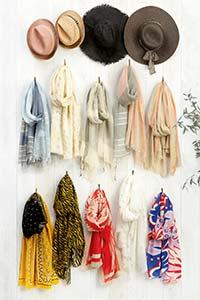Шапки, перчатки и шарфы