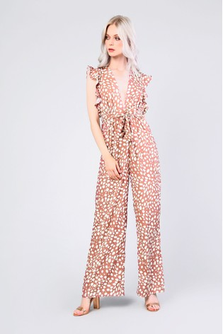 c43bc8c5649 Buy Glamorous Polka Dot Jumpsuit from Next Cyprus