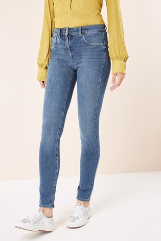 Buy Mid 360° Super Skinny Jeans from the Next UK online shop 1881e7ae7