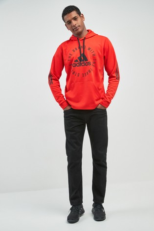 7c8e49187 Buy adidas Sport ID Red Pullover Hoody from Next Saudi Arabia