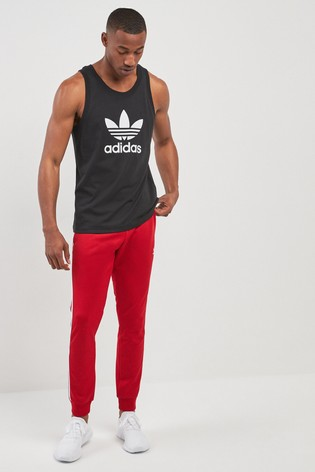 47c625ded7bf2 Buy adidas Originals Trefoil Tank Top from the Next UK online shop