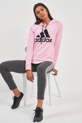 88be6832fa65 Buy adidas Badge Of Sport Overhead Hoody from the Next UK online shop