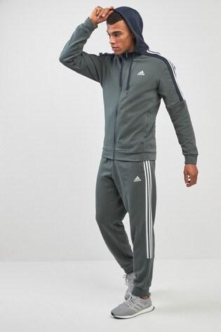 d237ad2af6c Buy adidas Legend Ivy Energize Fleece Tracksuit from the Next UK ...