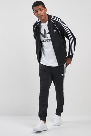 reputable site 70ea7 f2a51 adidas Originals Superstar Track Top ...