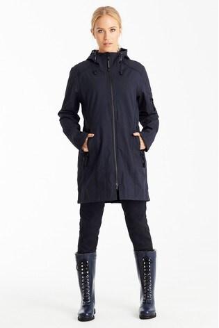 98cbf0d95737 Buy Ilse Jacobsen 3/4 Raincoat from the Next UK online shop