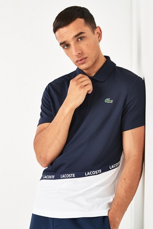 Lacoste® Sport Taped Polo