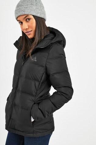 Estadio Estadio Duplicación  Buy adidas Black Helionic Hooded Jacket from the Next UK online shop