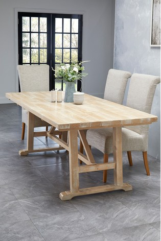 Peachy Huxley 10 Seater Dining Table Home Interior And Landscaping Oversignezvosmurscom