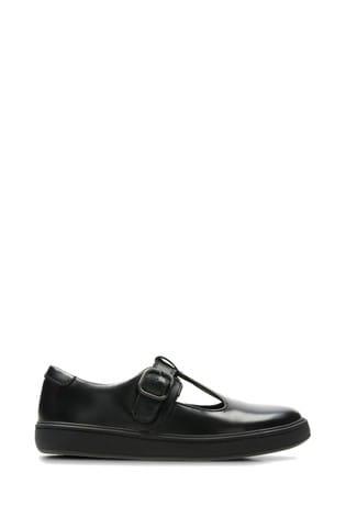8a1124c1e4 Clarks Black Street Soar Y Shoe