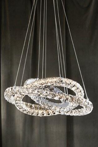 timeless design 3bd55 10cf9 Coronas LED 3 Ring Pendant