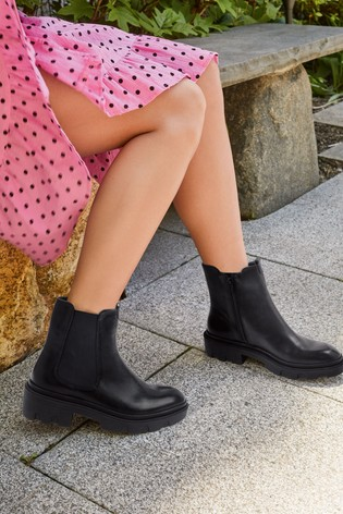 Chunky Chelsea Boots from the Next UK