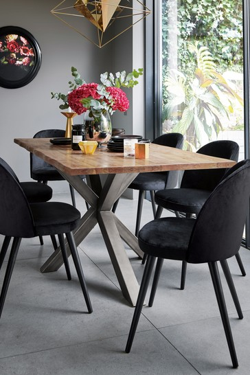 Buy Amsterdam 6 Seater Dining Table From The Next Uk Online Shop