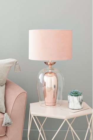 Roa Table Lamp From The Next Uk, Girly Table Lamps