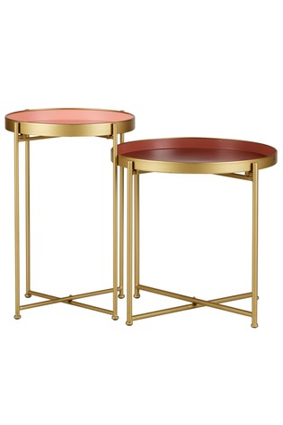 Set Of 2 Be Pure Home Julez Side Tables
