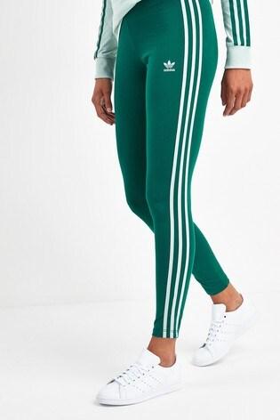 cartucho hardware Molesto  Buy adidas Originals 3 Stripe Leggings from the Next UK online shop
