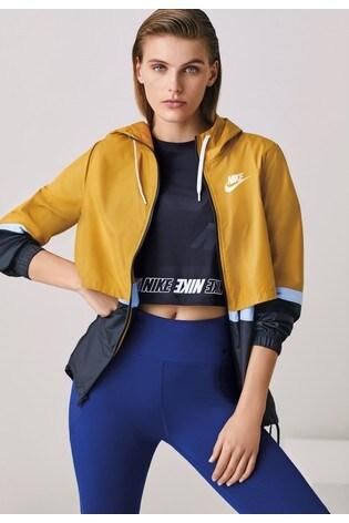 b6640b3984e8e Buy Nike Dri-FIT Woven Jacket from the Next UK online shop
