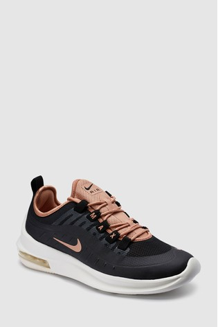 innovative design 15ef6 fc651 Black Gold Nike Air Max Axis ...