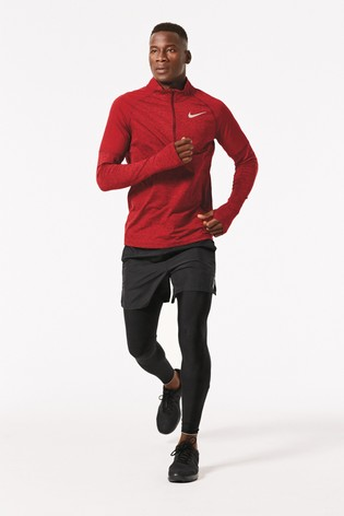 0afb91f04 Buy Nike Half Zip Running Top from the Next UK online shop