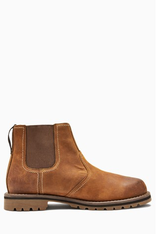 5adbc7f070 Buy Timberland® Tan Oakwood Larchmont Chelsea Boot from Next Ireland