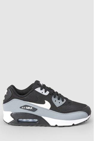 competitive price 35501 d802c SchwarzGrau Nike Air Max 90 Essential ...