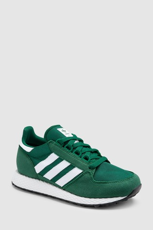 reputable site 7db99 dd4d5 Green adidas Originals Forest Grove Youth ...
