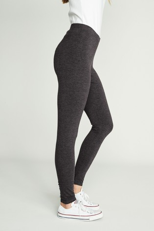 197afbd7f538a3 Buy Charcoal Grey Full Length Leggings from the Next UK online shop
