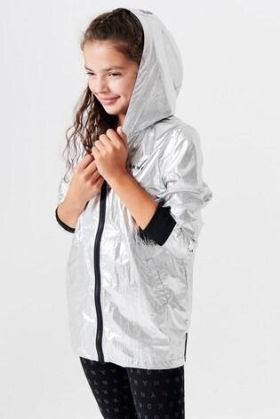 96cca764c Buy DKNY Silver Hoody Jacket from Next Bahrain