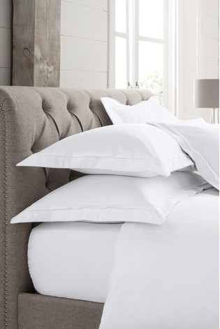 7b20c315ca66 Set of 2 1000 Thread Count Cotton Sateen Collection Luxe Pillowcases ...