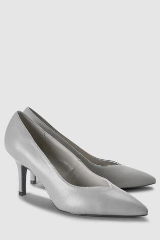 next Damen Pumps Mit V Ausschnitt: : Schuhe